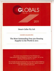 GLOBALS 2011