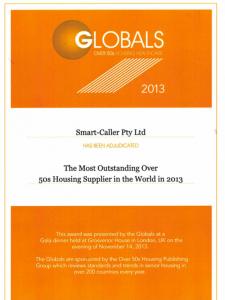 GLOBALS 2013