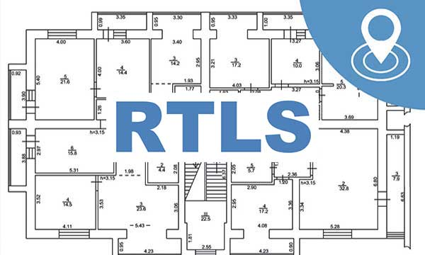 RTLS real time locating system